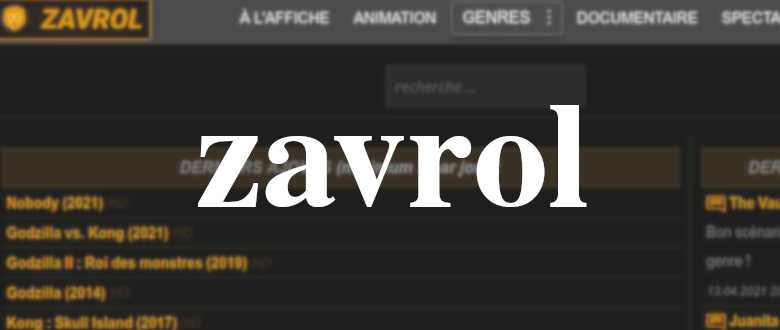 zavrol film streaming